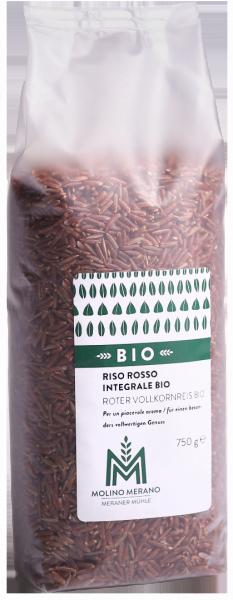Riso rosso integrale Bio - Meraner Mühle