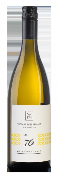 Pinot Bianco T. N. 76 Bio 2015