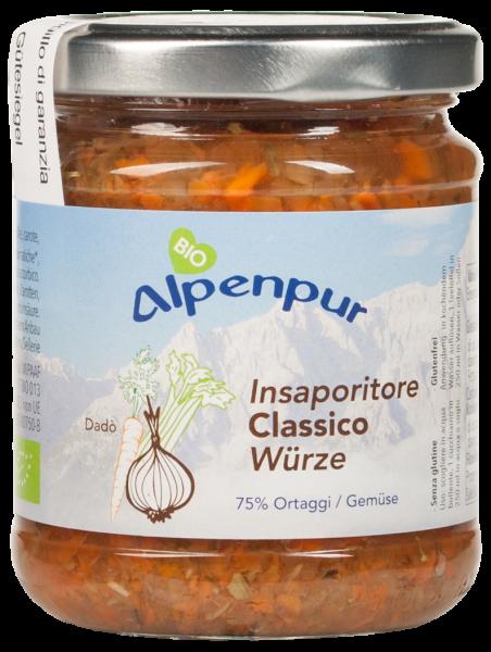 Preparato per Brodo Classic Bio - Alpenpur