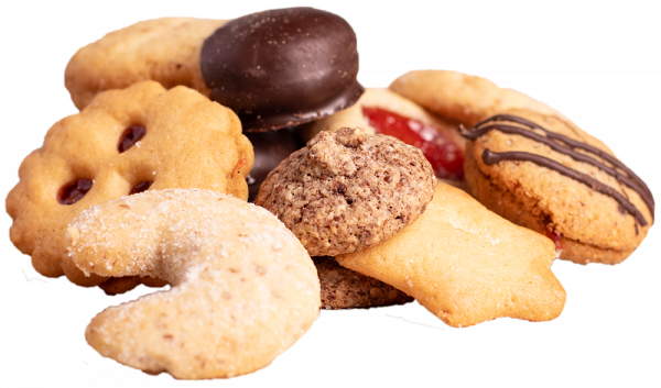 Gemischte Kekse - Bäckerei Schuster