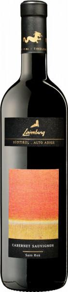 "Cabernet Sauvignon Riserva ""Sass Roa"" 2017 - Weingut Laimburg"