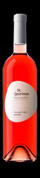 """Cuvée Rosé """"Planties"""" - Weingut St. Quirinus 2015"""