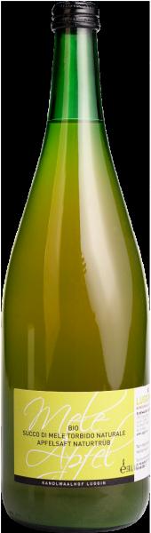 Apfelsaft Naturtrüb Bio - Luggin