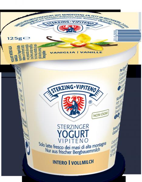 Vanille Vollmilchjoghurt