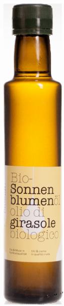 Sonnenblumenöl Bio - Vinschger Ölmühle - Moleshof