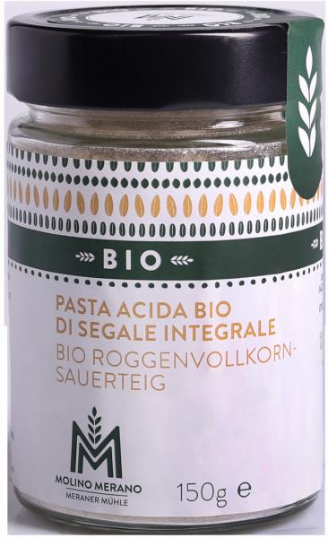 Pasta acida integrale di segale - Meraner Mühle