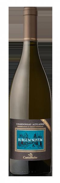 """Chardonnay Riserva """"Burgum Novum"""" 2010 - Weingut Castelfeder"""