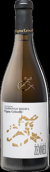 "Chardonnay Riserva ""Vigna Crivelli"" 2017 - Weingut Peter Zemmer"