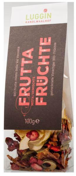 Frutta secca mista Bio - Luggin