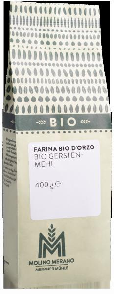 Farina d'orzo Bio - Meraner Mühle
