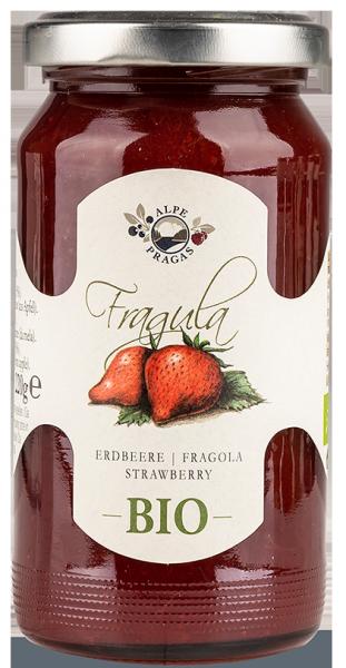 Erdbeere Bio Fruchtaufstich