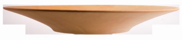 Piatto decorativo in legno di acero - Pur Manufactur