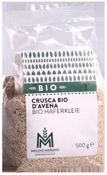 Crusca d'avena bio - Meraner Mühle