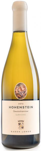 Gewürztraminer Hohenstein 2017 - Weingut Baron Longo