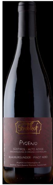 """Pinot Nero """"Pigeno"""" 2017 - Weingut Stroblhof"""