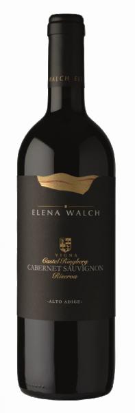 "Cabernet Sauvignon Riserva Vigna ""Castel Ringberg"" 2015 - Weinkellerei Elena Walch"