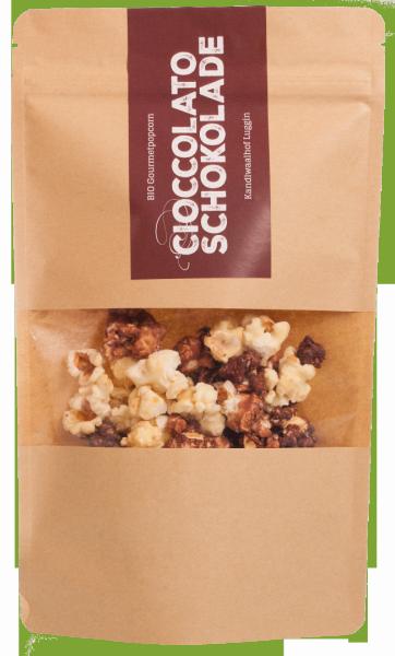 Pop corn con cioccolato Bio - Luggin
