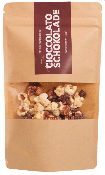 Popcorn mit Schokolade Bio - Luggin