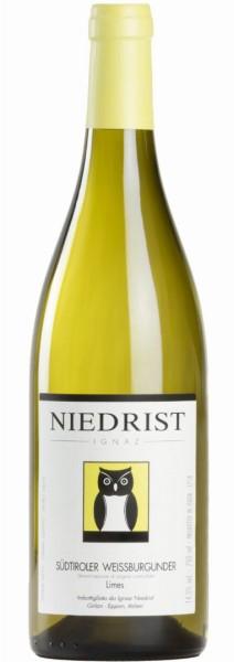 "Pinot Bianco ""Limes"" 2018 - Weingut Niedrist"