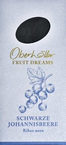 """Frucht-Tafel schwarze Johannisbeere """"Fruit Dreams"""" - Oberhöller"""