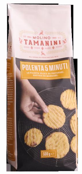 Polenta 5 Minuten - Meraner Mühle