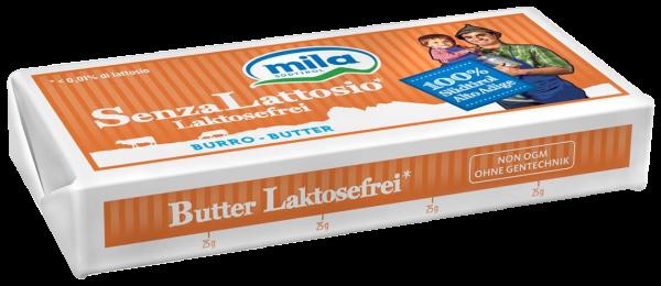 Burro senza lattosio - Mila Bergmilch