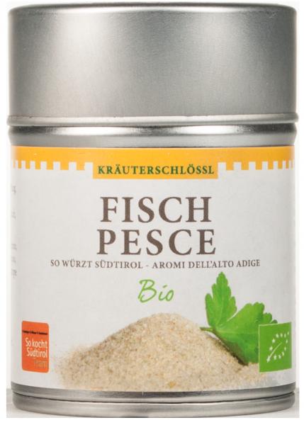 Fischgewürz Bio - Südtiroler Kräutergold