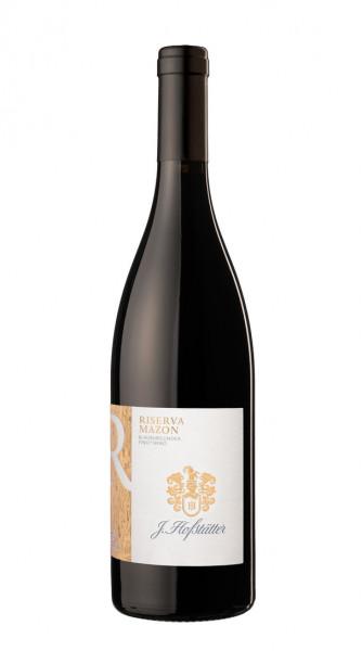 "Pinot Nero Riserva ""Mazon"" 2018 - Weingut J. Hofstätter"