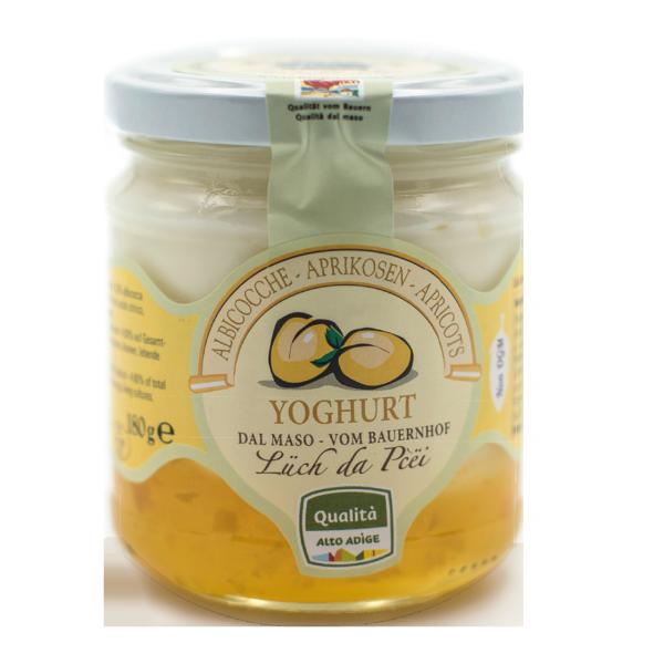 Aprikosen-Joghurt vom Bauernhof