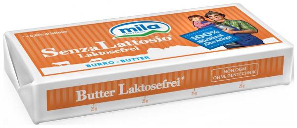 Butter Laktosefrei