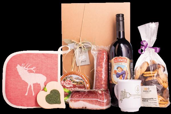 Südtiroler Weihnachtsmarkt Gourmet - Pur Südtirol