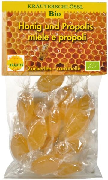 Honig Propolis Zuckerlen Bio - Plima Südtirol