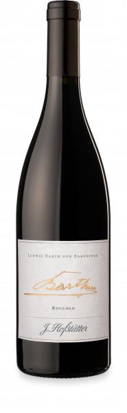 """Blauburgunder """"Ludwig Barth von Barthenau – Vigna Roccolo"""" 2015 - Weingut J. Hofstätter"""