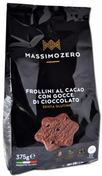 Kekse Kakao mit Schokoladestückchen glutenfrei