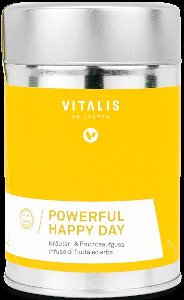 "Kräuter- und Früchteaufguss ""Powerful Happy Day"" - Vitalis Dr. Joseph"