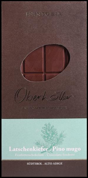 Feinbitterschokolade Latschenkiefer - Oberhöller