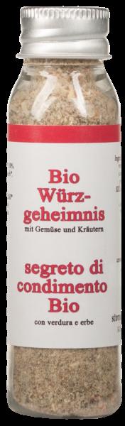 Condimento segreto Bio - Südtiroler Kräuterschlössl