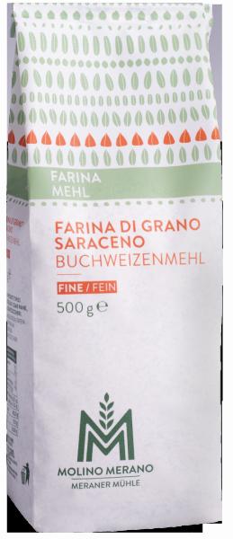 Buchweizenmehl fein - Meraner Mühle