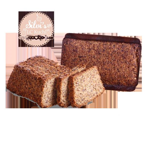 Low Carb Brot - Silvi's UPPS