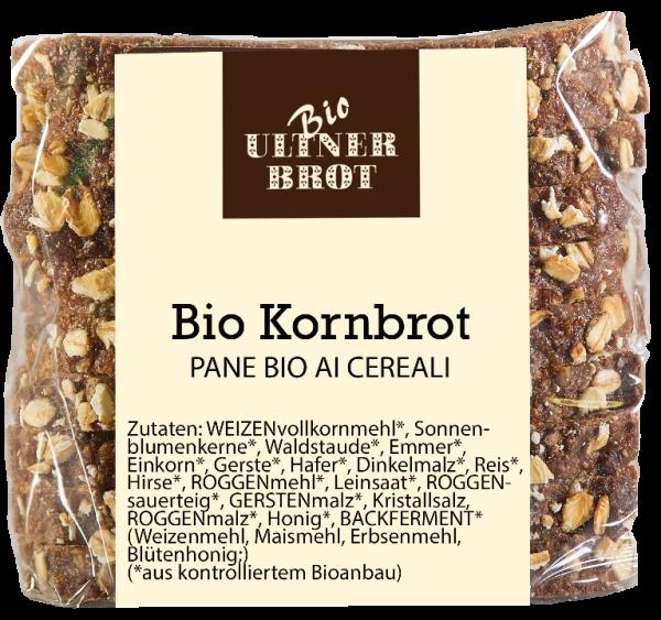 Pane multicereali Bio - Ultner Brot