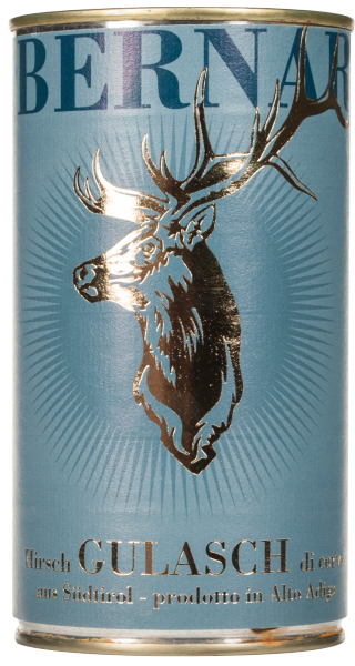 Gulasch di cervo - Karl Bernardi