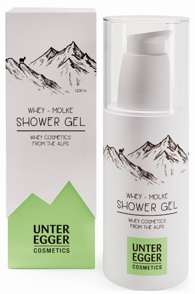 Gel doccia rinfrescante al siero di latte - Hofkäserei Unteregger