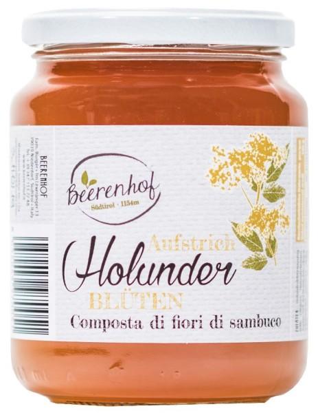 Gelatina di fiori di sambuco - Beerenhof
