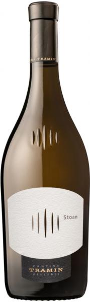 """Cuvée Weiß """"Stoan"""" 2015 - Kellerei Tramin 2017"""