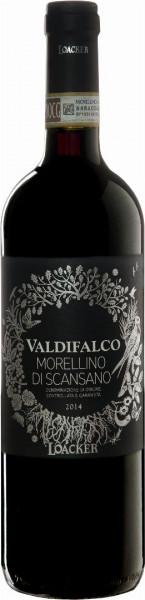 "Morellino di Scansano ""Valdifalco"" Bio 2018 - Weingut Loacker"