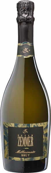 Sekt Brut Millesimato 2020 - Weingut Peter Zemmer
