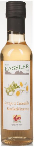 Sciroppo di camomilla - Fasslerhof
