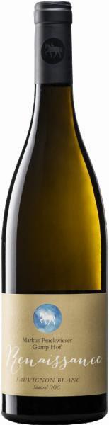 "Sauvignon Blanc Riserva ""Renaissance"" 2017 - Gumphof"
