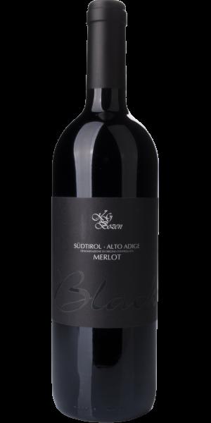 "Merlot ""Black"" 2017 - Kellerei Bozen"