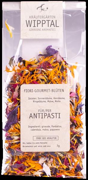 Gourmetblüten Antipasti - Kräutergarten Wipptal